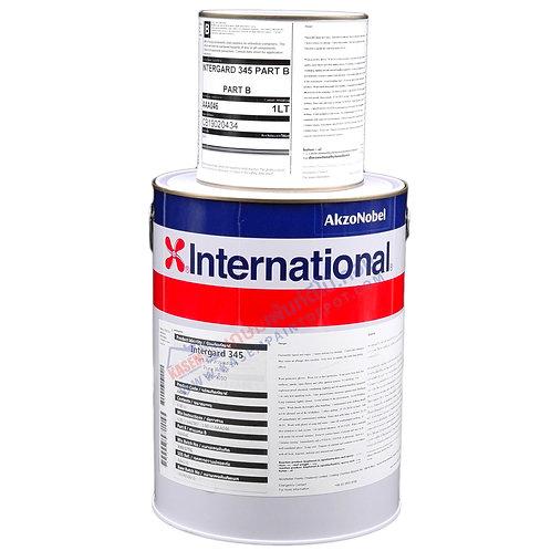 สีอินเตอร์เนชั่นแนล อินเตอร์การ์ด 345 International Paint Intergard 345 แกลลอน