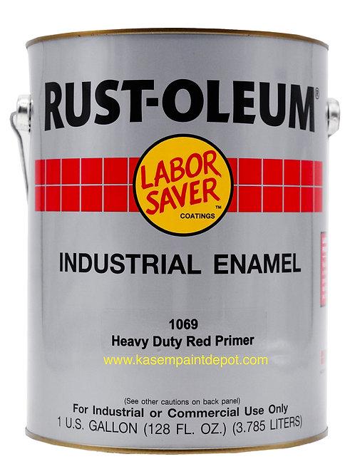รองพื้นกันสนิมแดงสำหรับงานหนักรัสโอเลี่ยม Rust Oleum Red Lead Primer 1069 แกลลอน