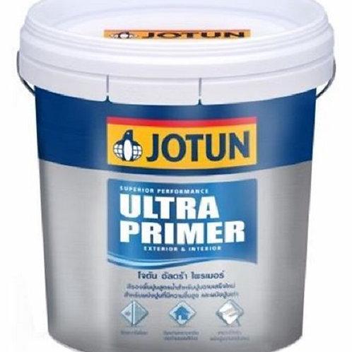 รองพื้นปูนสูตรน้ำโจตันอัลตร้าไพรเมอร์ สีขาว Jotun Ultra Primer ถังใหญ่
