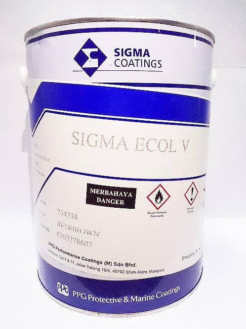 สีกันเพรียง Sigma Eco IV