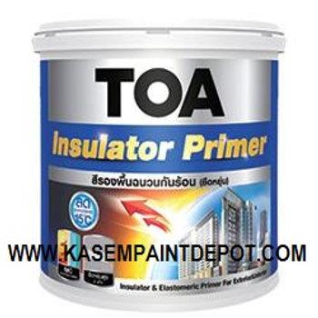 รองพื้นฉนวนกันร้อนทีโอเอ TOA Insulator Primer ถังใหญ่