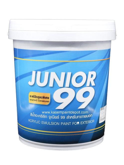 สีนิปปอน จูเนียร์ 99 ภายนอก ชนิดด้าน Nippon Junior 99 Exterior Matt ถังใหญ่