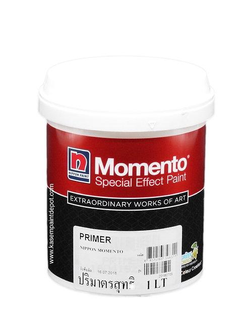 รองพื้นนิปปอน โมเมนโต้ ไพรเมอร์ Nippon Momento Primer ขนาด 1 ลิตร