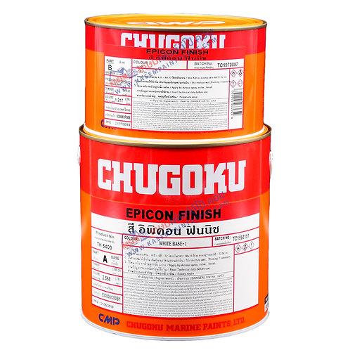 สีอกซี่ชูโกกุ อิพิคอน ฟินิช Chugoku Epicon Finish แม่สีแดง/เหลือง/ส้ม ขนาดแกลลอน