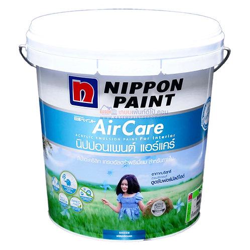 Nippon Paint AirCare White สีนิปปอน แอร์แคร์ สีขาว