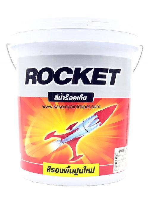 รองพื้นปูนใหม่ปามมาสติก ร๊อกเก็ต Pammastic Rocket Concrete Primer ถังใหญ่