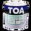 รองพื้นไม้กันเชื้อรา ทีโอเอ สีอลูมิเนียม TOA G1601 Aluminium Wood Primer