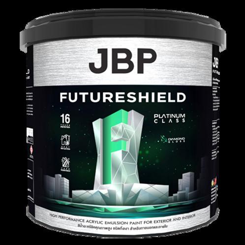 สีน้ำกึ่งเงา เจบีพี ฟิวเจอร์ชิลด์ JBP Futureshield ถังใหญ่ 18.925 ลิตร