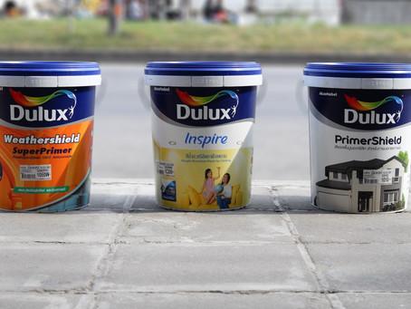 สามสียอดนิยมขายดี จาก ICI Dulux สีไอซีไอ ดูลักซ์