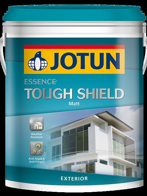สีน้ำภายนอกกึ่งเงา โจตัน เอสเซ้นส์ ทัฟชิลด์ Jotun Essence Tough Base A ถัง 9ลิตร