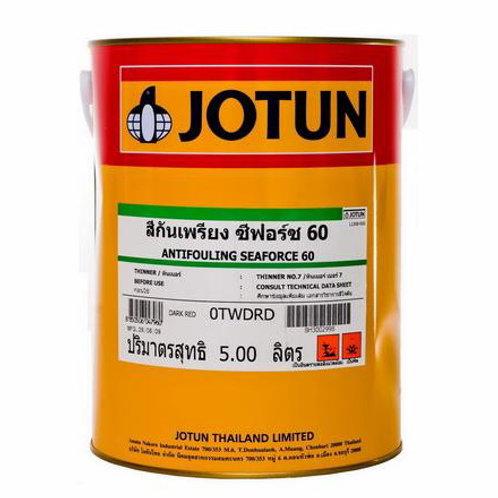 สีกันเพรียง Jotun Seaforce 60