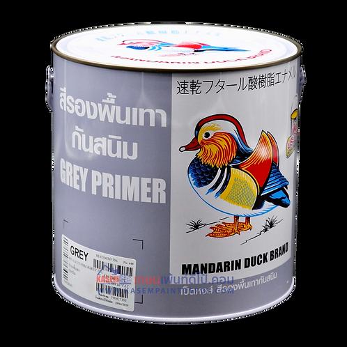 รองพื้นกันสนิมเทา ทีโอเอ ตราเป็ดหงส์ TOA Mandarin Duck