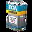 ทินเนอร์ทีโอเอ เบอร์ 91 TOA Thinner No.91 ผสมสีทนความร้อน