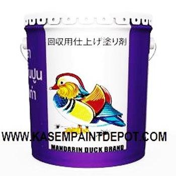 รองพื้นปูนเก่าทีโอเอ เป็ดหงส์ TOA Mandarin Duck ถังใหญ่