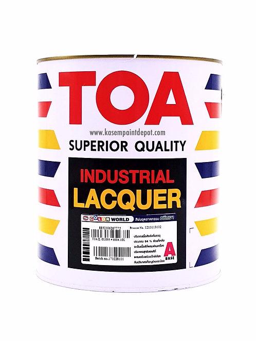 สีพ่นเงา ทีโอเอ TOA Industrial Laquer Gloss สีเบอร์ ขนาดแกลลอน