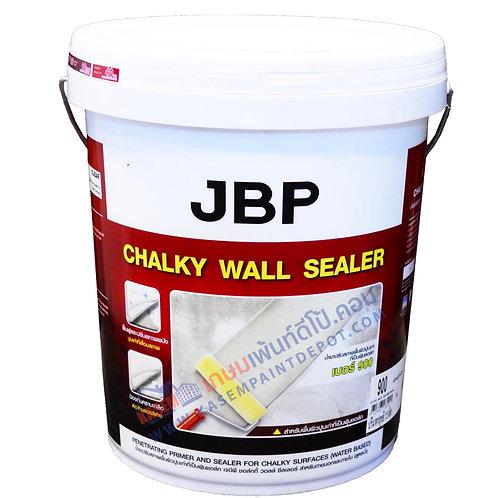 รองพื้นปูนปรับสภาพพื้นผิว สีเจบีพี JBP Chalky Wall Sealer No.900 ถังใหญ่