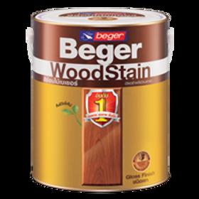 สีย้อมไม้เงา Beger Woodstain (แกลลอน)