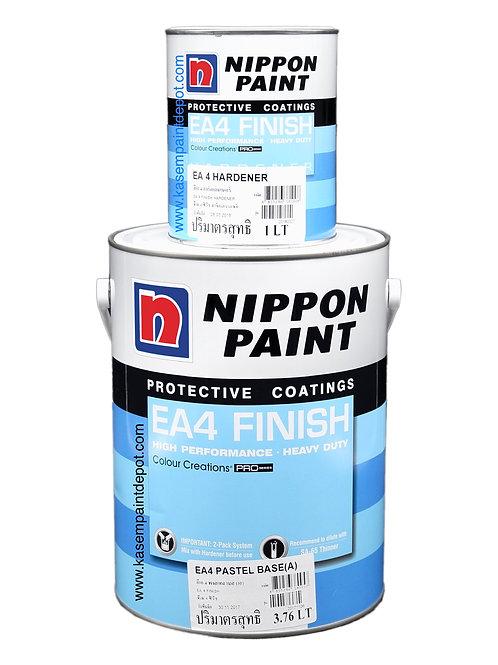 สีทับหน้าอีพ๊อกซี่นิปปอน Nippon EA4 A+B Base A แกลลอน 5 ลิตร