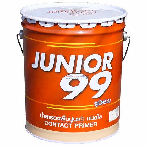 รองพื้นปูนเก่านิปปอน จูเนียร์ 99 สีใส Junior 99 Old Concrete Primer ถังใหญ่