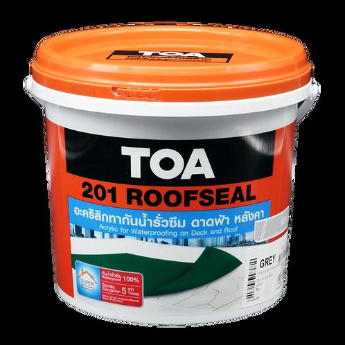 TOA 201 Roof Seal ทีโอเอ รูฟซีล 201