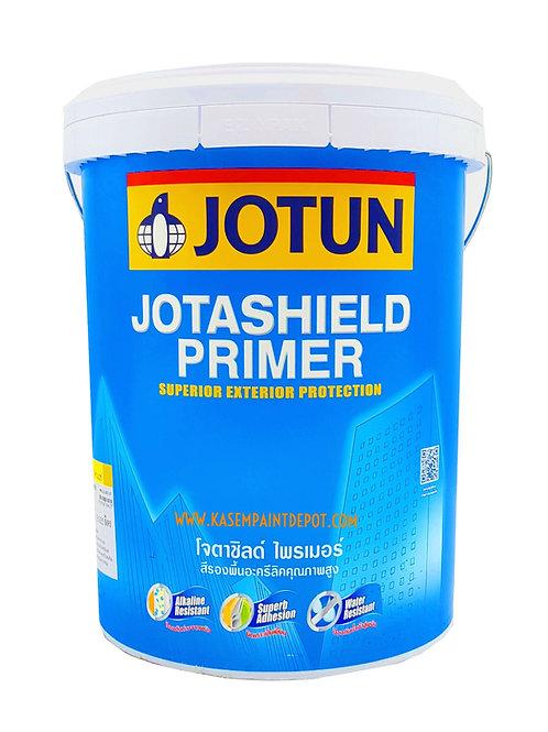 รองพื้นปูนใหม่สูตรน้ำโจตัน โจตาชิลด์ไพรเมอร์ 07 สีขาว Jotashield Primer ถังใหญ่