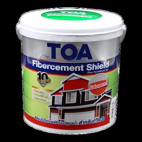 ทีโอเอ ไฟเบอร์ซีเมนต์ชิลด์ โปร่งแสง ชนิดเงา TOA Fibercement shield