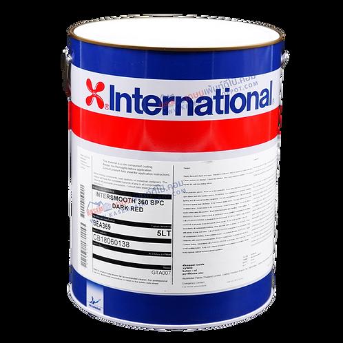 สีกันเพรียง อินเตอร์เนชั่นแนล International Paint Intersmooth 360 SPC กล. 5 ลิตร