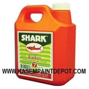 ทีโอเอ น้ำมันทาไม้ (แชล็ก) ตราฉลาม Shark