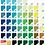 สีพ่นอุตสาหกรรมชนิดเงานาโกย่า สีอื่นๆ Nakoya Industrial Lacquer Gloss Sample 1