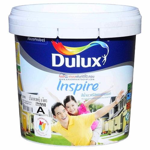 ICI Dulux Inspire Exterior Matt สีน้ำดูลักซ์ อินสไปร์ ภายนอก ด้าน