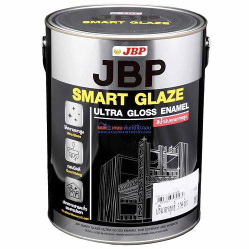 สีน้ำมัน เจบีพี สมาร์ทเกรซ ชนิดด้าน JBP Smart Glaze แกลลอน 3.785 ลิตร