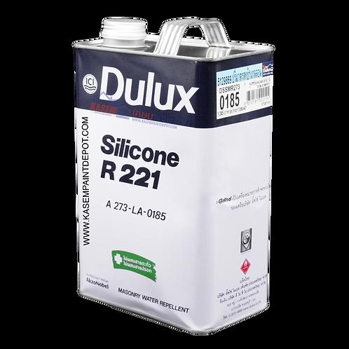 น้ำยาซิลิโคน กันตะไคร่น้ำ ไอซีไอ ดูลักซ์ ICI Dulux Silicone R221 ขนาดแกลลอน