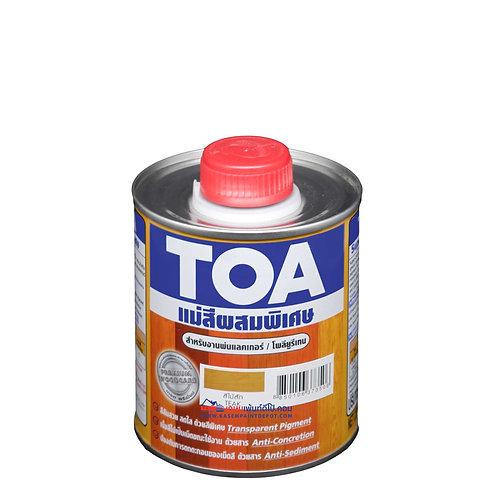 แม่สีผสมพิเศษ  ทีโอเอ ซุปเปอร์ คัลเลอร์อิ้ง TOA Super Coloring ขนาด 0.4 ลิตร