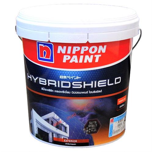 สีนิปปอน ไฮบริดชิลด์ กึ่งเงา Nippon Hybrid Shield SG