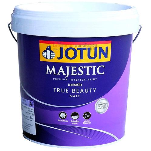 สีน้ำโจตัน มาเจสติกทรูบิวตี้ ภายใน ด้าน Jotun Majestic True Beauty