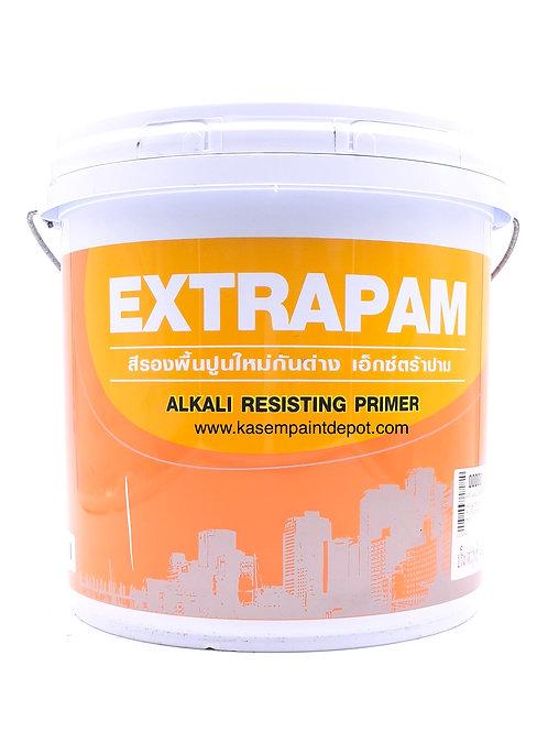 รองพื้นปูนใหม่ ปามมาสติก เอ็กซ์ตร้าปาม Pammastic Extrapam Primer ถัง 9.46 ลิตร