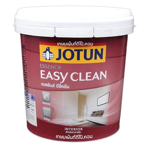 สีน้ำภายในกึ่งเงา โจตัน เอสเซ้นส์ อีซี่คลีน Jotun Easy Clean Base A ถังเล็ก