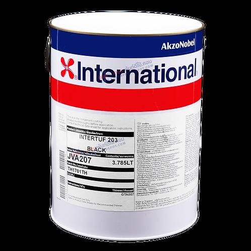 สีอินเตอร์เนชั่นแนล อินเตอร์ทัฟ 203 International Intertuf 203 แกลลอน 3.785 ลิตร