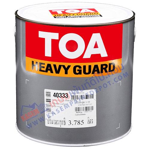 สีทนความร้อน  TOA Silguard 400 #333 ทีโอเอ ซิลการ์ด 400 สีเงิน ทนร้อน 400 องศา