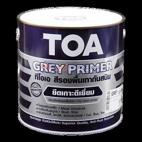 รองพื้นกันสนิมเทา ทีโอเอ TOA Grey Primer G2010