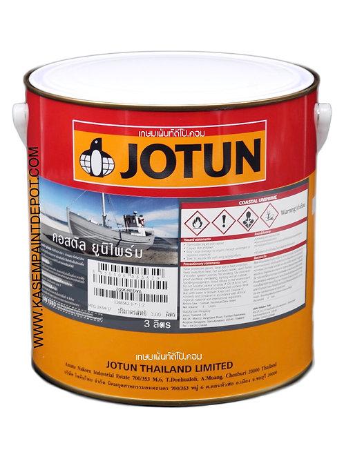 รองพื้นสีกันเพรียง โจตัน ยูนิไพรม์ คิวดี เทา Jotun Uniprime QD Grey 3 ลิตร