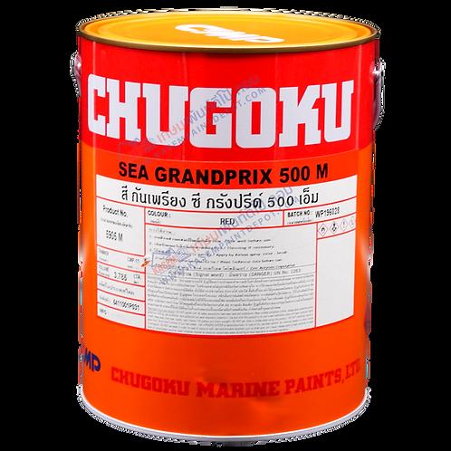 สีกันเพรียงชูโกกุ ซีกรังปรีซ์ 500 สีน้ำตาลแดง Chugoku Seagradprix 500M