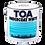 รองพื้นไม้กันเชื้อรา ทีโอเอ สีขาว TOA G1600 Wood Primer