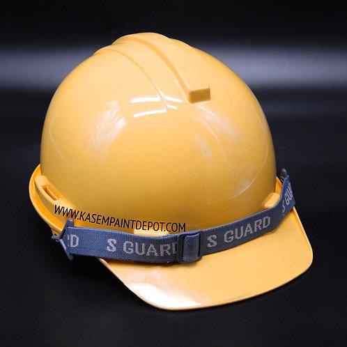 หมวกเซฟตี้ S-Guard มี มอก. สีเหลือง Yellow Safety Helmet
