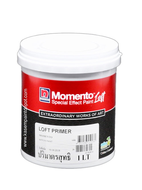 """รองพื้นนิปปอนโมเมนโต้ลอฟท์ Nippon Momento """"LOFT"""" Primer ขนาด 1 ลิตร"""
