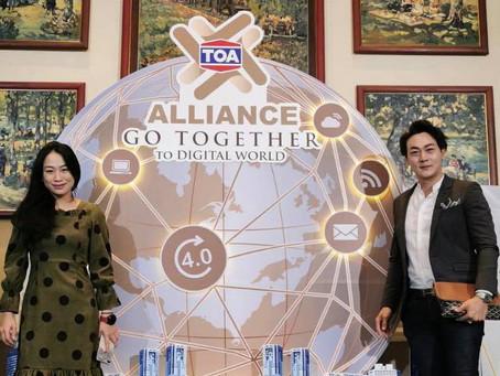 TOA Alliance Go Together 2019 กับสีทีโอเอ