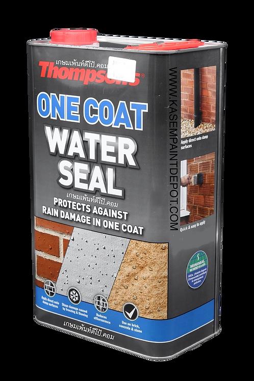 น้ำยาเคลือบกันซึม ทอมป์สัน วัน โค้ท วอเตอร์ ซีล Thompson's One Coat Water Seal