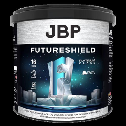 แม่สีน้ำ เจบีพี ฟิวเจอร์ชิลด์ ชนิดเนียน JBP Futureshield Sheeถังใหญ่ 18.925 ลิตร