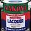สีพ่นนาโกย่า ชนิดเงา สีขาวประกายมุก P9200  Nakoya Industrial Lacquer Front