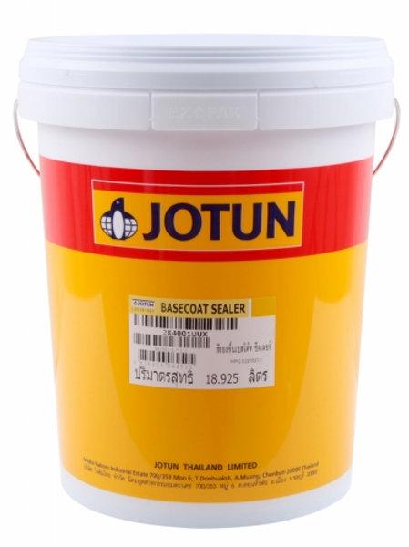รองพื้นปูนใหม่โจตัน เบสโค้ทซีลเลอร์ สีขาว Jotun Basecoat Sealer ถังใหญ่